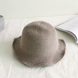 73577700c4363 Hot Sale Wholesale Paper Fedora Children Hat Straw Hat Beach