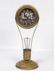 Wholesale Antique Tale Metal Clock