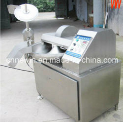 80L Industrial Meat Bowl Cutter Chopper for Meat Processing