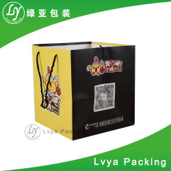 High Quality Fashion Packaging Paper Bag for Sports Shoes
