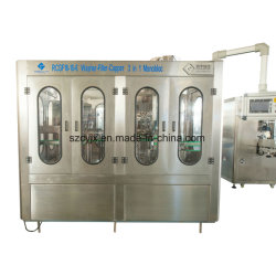 Plastic Pet Bottle Water Filling System