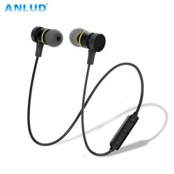 2018 Popular Magnetic Mini Bluetooth Headsets Phone Accessories for Sport