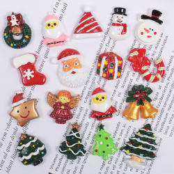 wholesale delicate resin christmas theme ornament for christmas tree - Christmas Tree Ornaments Wholesale