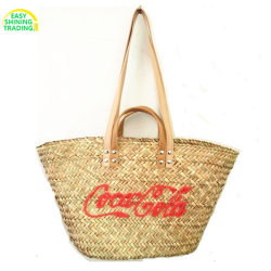 Promotional Cheap Price Straw Seagrass Beach Bag 373853ad61d13
