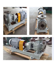 IR Type Explosion-Proof Corrosion-Resistant Insulation Pump Stainless Steel Insulation Pump Insulation Centrifugal Pump