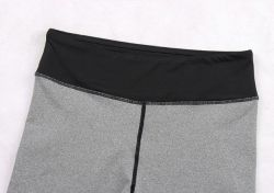 New Stitching Breathable Yoga Pants of Sportswear
