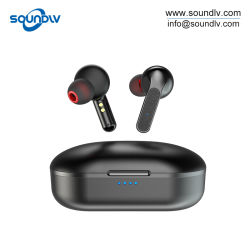Tws True Wireless Stereo Mini Sports Waterproof Bluetooth Headphones Earphone