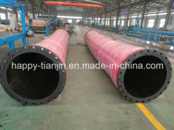 Onshore and Offshore Mud/ Slurry Suction Delivery Dredging Hose Pipe