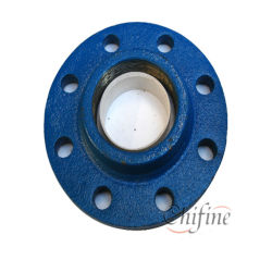 Cast Iron Biplane Butterfly Valve Seal Ring