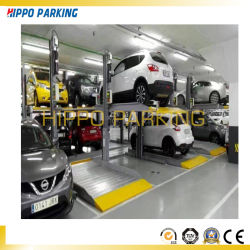 Factory Supply High Quality Two Post Car Lift Retractable Garage