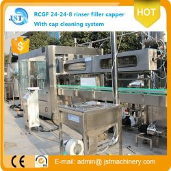 6000 Bph Turnkey Whole Apple Juice Bottling Machine Factory