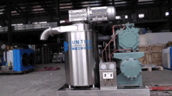 Slurry Ice Machine for Seafood Chilling Fluid Ice Machine