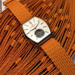 High Quality Fashion Braided Perlon Watch Strap with Different Size
