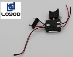 DC Adjustable Speed Electric Switch (for electric drill)