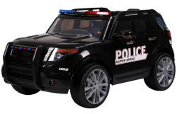 Hot Selling 12 Volt Kids Ride on Police Car Toy