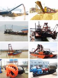 Modern Design Attractive Price Dredger Machine with Good Quality