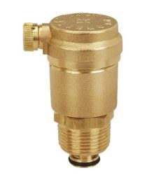 Brass Automatical Air Vent for Copper Pipe