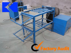 Automatic Blade Barbed Wire Making Machine