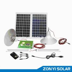 Solar Home Light (4PCS slar lights with charger)