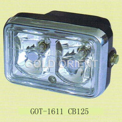 Motorcycle Spare Parts Accessories Headlamp (GOT-1611)