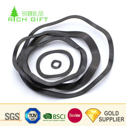 China Manufacturer Customized High Precision Special Shape Steel Flat Bend Support Spiral Mechanical Wave Spring