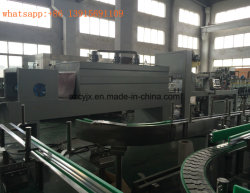 Automatic Filling Machine with Bottle Sealing Labeling Packaging Line