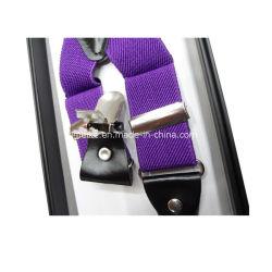 Men's Fashion Plain Color Suspender Belt 3.5cm*110cm