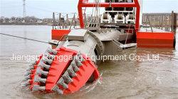 Good Quality Dredging Barge and River Sand Dredger