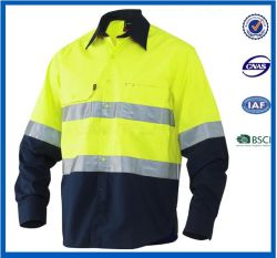 High Visibility Reflective Jackets Thermal Work Clothing Safety Workwear