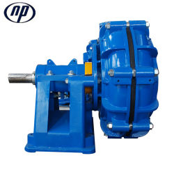 Single Stage Mineral Processing Lime Grinding Chemical Slurry Pump