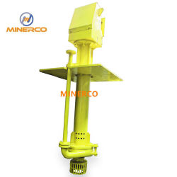 Processing Effluent Handling Vertical Slurry Sump Pump