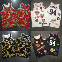 4bed546b7951 Whole Factory Outlet 2019 Supreme Putian Replica Stitched Basketball Jerseys