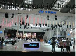 31PCS*10W CREE LED Car Motor Exhibition Show Light