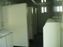 20FT Container Public Toilet
