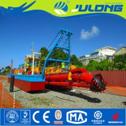 China Professional Manufacturer 2200m3 Cutter Suction Dredger/Sand Suction Dredger/Jet Sand Dredger for River Sand Dredging
