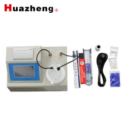 Ce ISO Certificate Meter China Factory Water in Oil Tester