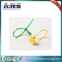 aac9efe801f2 Adjustable Plastic Nylon UHF RFID Cable Tie Tag for Security Seal