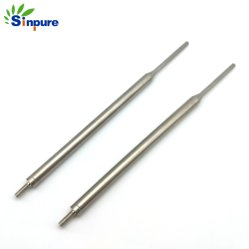China Wholesale Custom Aluminum Extension Pole with Thread Part