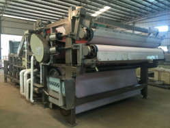 Filter Press Machine for Mine Tailing Sludge