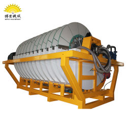 Vacuum Ceramic Disc Filter for Mining Slurry Separation