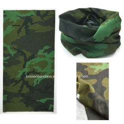 Factory Produce Customized Design Printed Promotional UV Protection Sports Biker Multifunctional Head Scarf