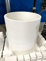Ceramic Manufacturer Alumina Ceramic Tubes for Ash, Powder Removal Pipeline