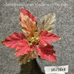 China Artificial Poinsettia Flower Artificial Poinsettia Flower Wholesale Manufacturers Price Made In China Com