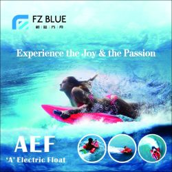 Cool Adult Recration Goods in Stock Water Sports 900W Electric Surfboard, Body Sensor Electric Sea Scooter Flying Wakeboard