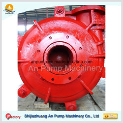 High Chrome Mining Sewage Anti-Abrasion Centrifugal Slurry Pump Manufacturer