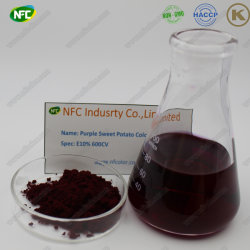 Plant Extracts Natural Food Colorant Purple Sweet Potato Color