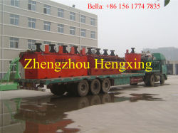 Ore Beneficiation Mining Mixing Barrel, High Quality Mining Mixing Barrel, Mining Mixing Tank