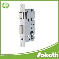 European Good Quality 5850 Door Handle Lock, Mortice Lock Body