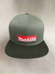 Embroidery Snapback Hat Sports Cap with Flat Bill