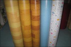 Vinyl Flooring/PVC Vinyl Sheet in Rolls